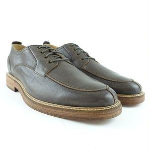 J Shoes Men Tahoe Split Toe Leather Derby R3S11